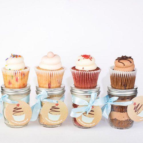 Cupcake Heaven - 4 Pack